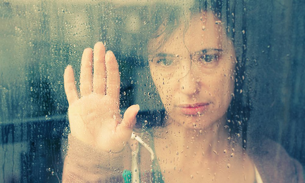 How to build your life again when you want to cry instead